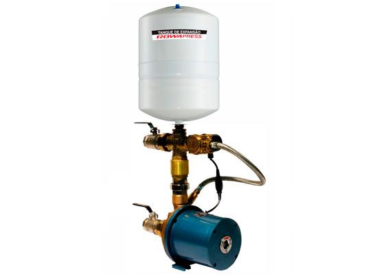 Sistema de Pressurização Schneider VDF