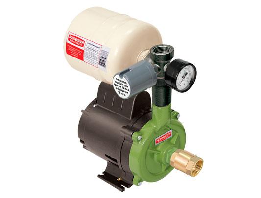 Sistema de Pressurização Schneider VFD