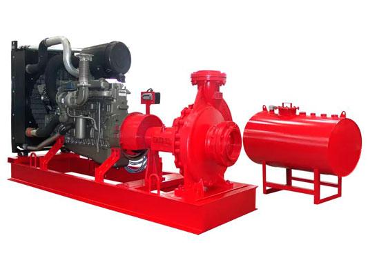 Sistema contra incêndio TH Norm 150/500 thebe
